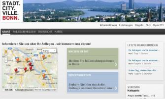 Bürgeranliegen Bonn