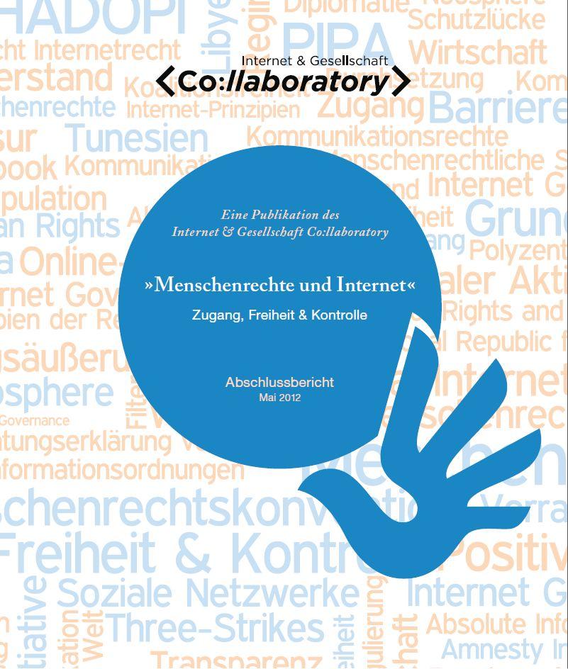 Co:llaboratory IV – Initiative Menschenrecht und Internet