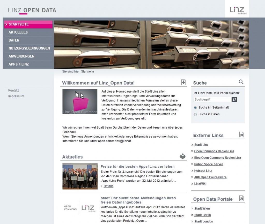 Linz Open Data