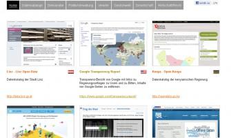 Open Data Showroom