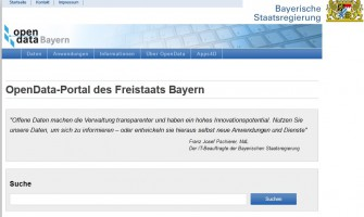Open Data Bayern
