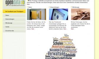 Open Data – Portal Baden-Württemberg