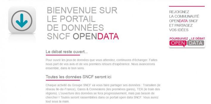 SNCF Open Data