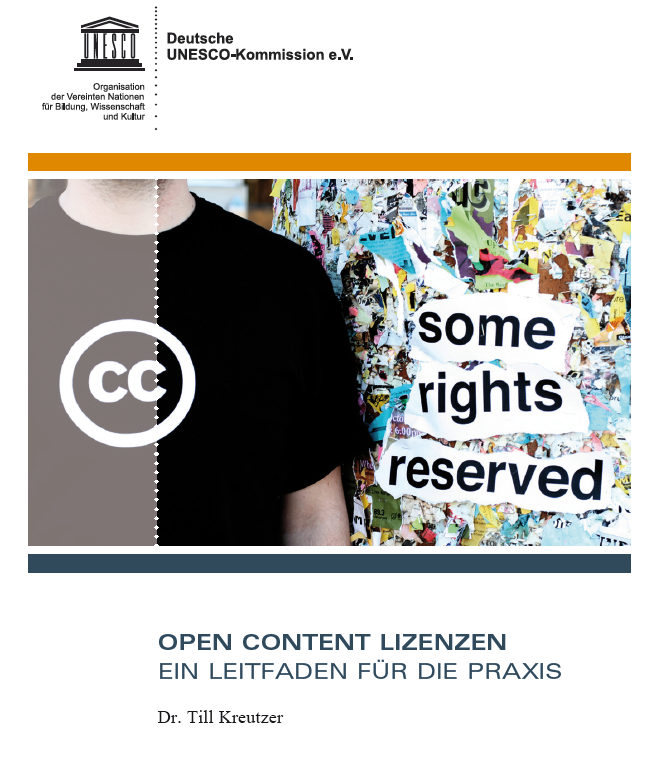 Open Content Lizenzen für die Praxis