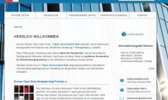 Stadt Bremen  – Open Data Portal