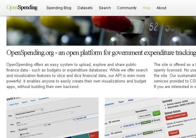 OpenSpending