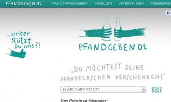 Pfandgeben.de