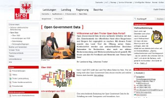 Open Data Portal Tirol