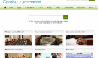 data.gov.uk | Opening up government