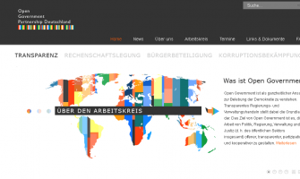 Arbeitskreis OGP – Deutschland in der Open Government Partnership (OGP)