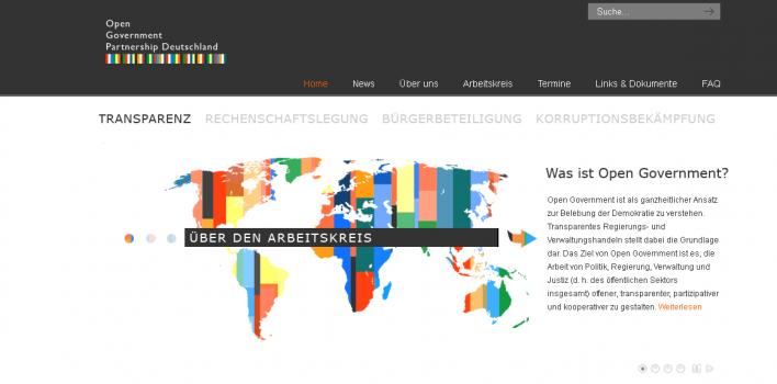 Arbeitskreis OGP – Deutschland in der Open Government Partnership (OGP)