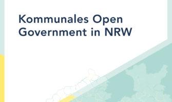 Kommunales Open Government in NRW