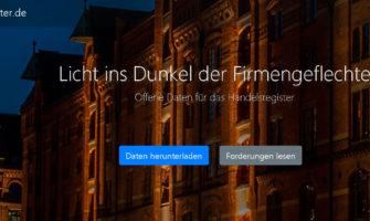 OffeneRegister.de
