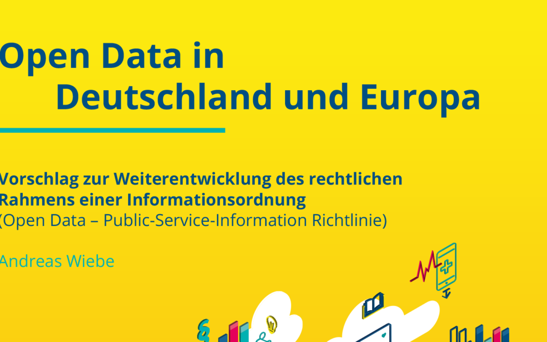 Open Data in Deutschland und Europa