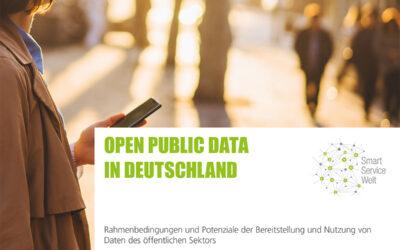 OPEN PUBLIC DATA IN DEUTSCHLAND