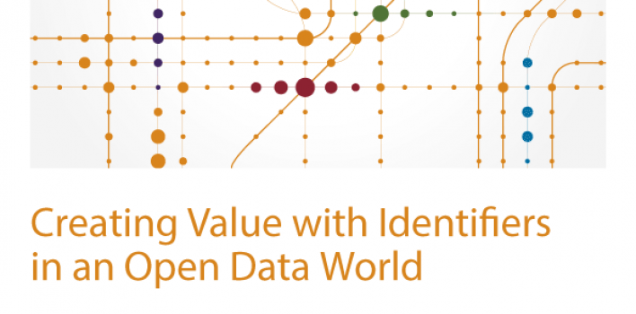 Enhancing open data with identifiers