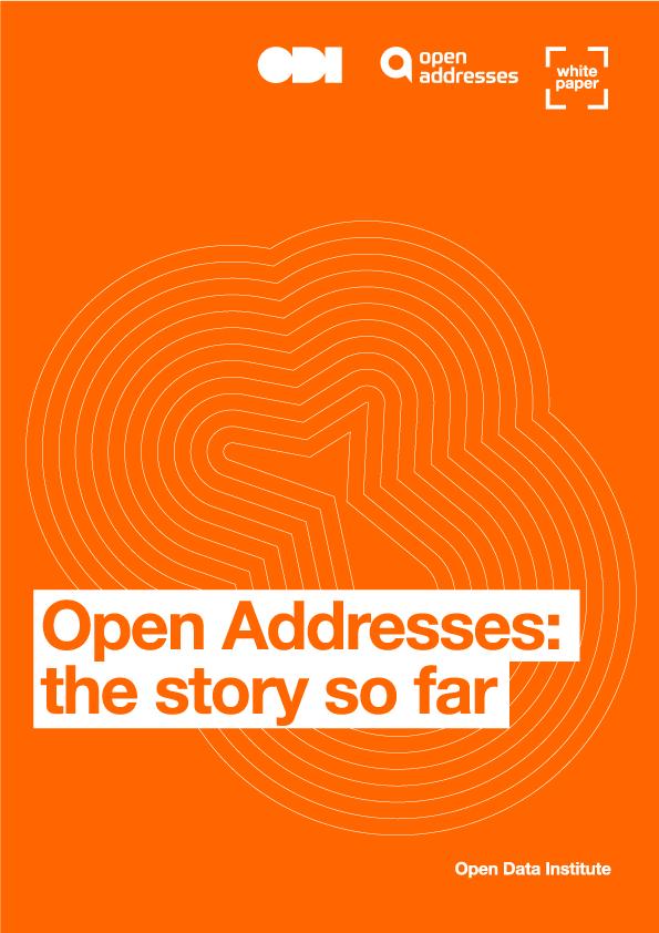 Open Addresses: the story so far