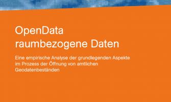 OpenData – raumbezogene Daten