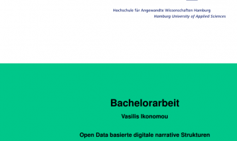 Open Data basierte digitale narrative Strukturen