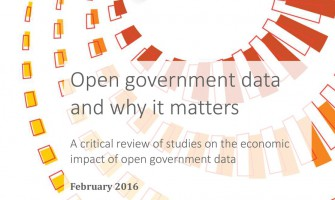 Open government data and why it matters