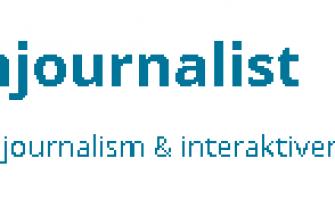 Datenjournalist – OpenData und neue Journalismusformen