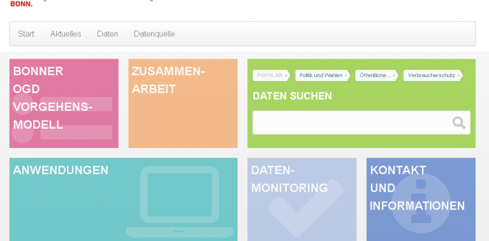 Open Data Portal Bonn